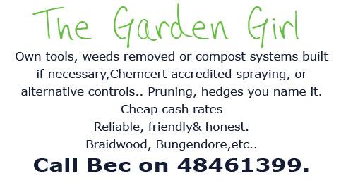 The Garden Girl - 48461 399